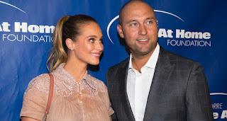 Derek Jeter And Wife