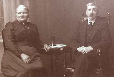 William and Isabella Hunter nee McKinlay Lochgelly
