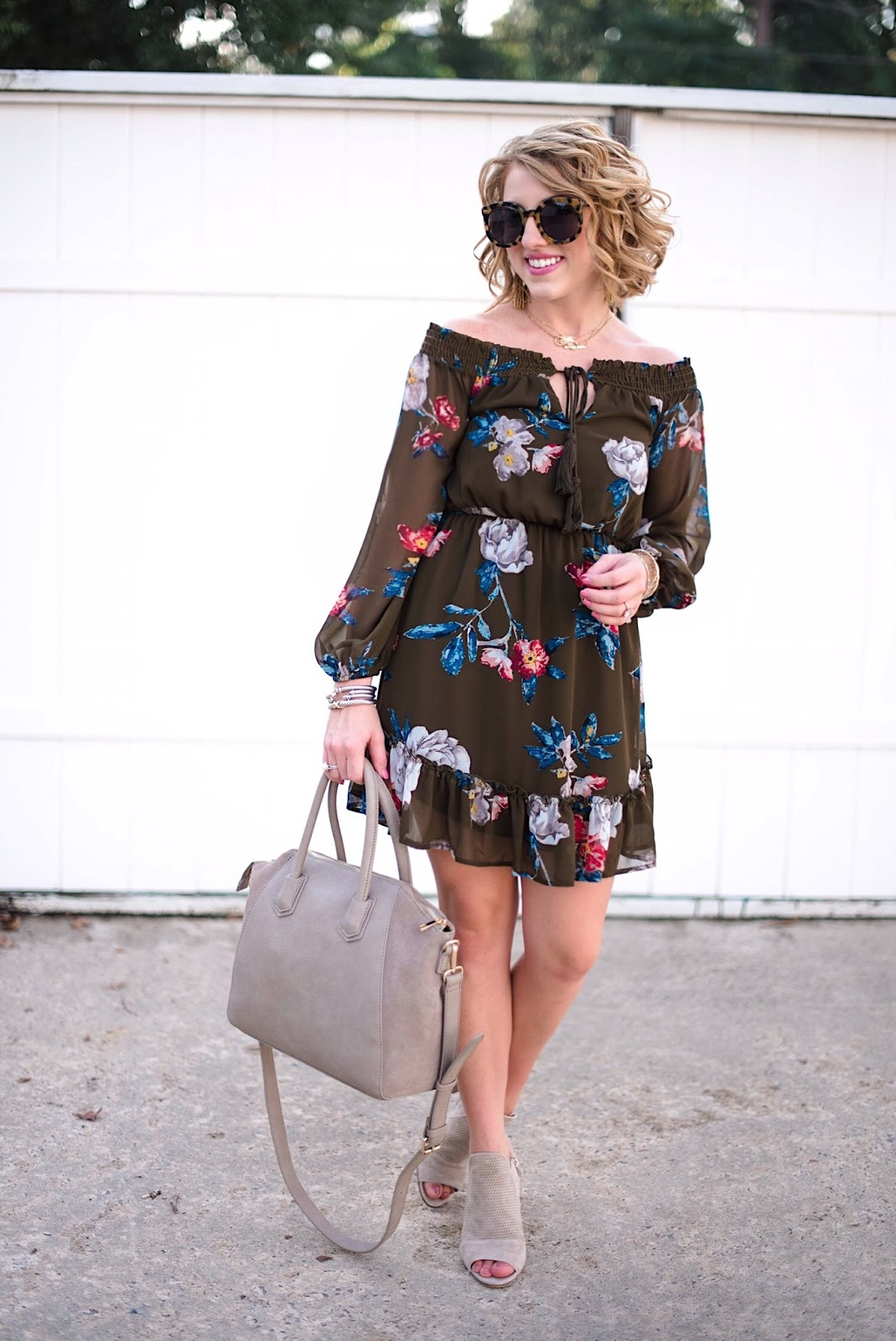 Transition to fall look - Click through to see more on Something Delightful Blog!
