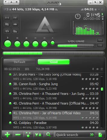4 Software Untuk Pemutar Musik di Komputer Terbaik 1