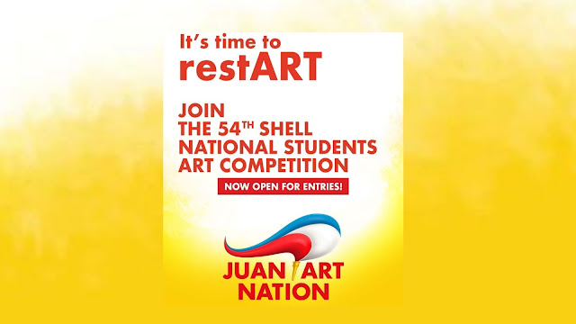 Shell National Students Art Competition