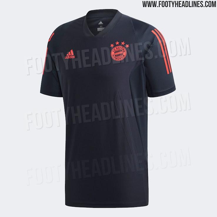 meet 07f18 09763 Bayern Munich 19-20 Champions League Training Kit Leaked ...