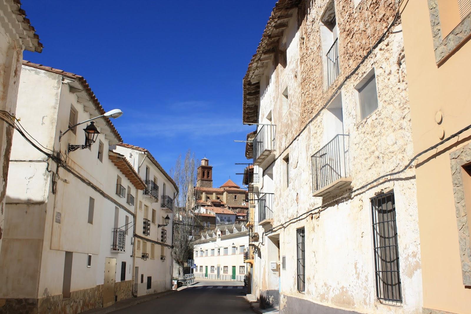 Arcos de las Salinas, Teruel