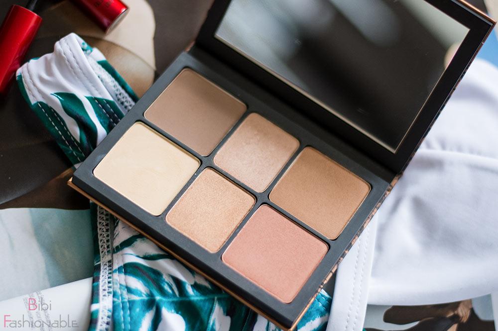 Top 3 Urlaub Make-Up Essentials Smashbox The Cali Contour Palette