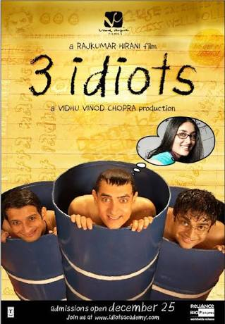 3 Idiots (2009)