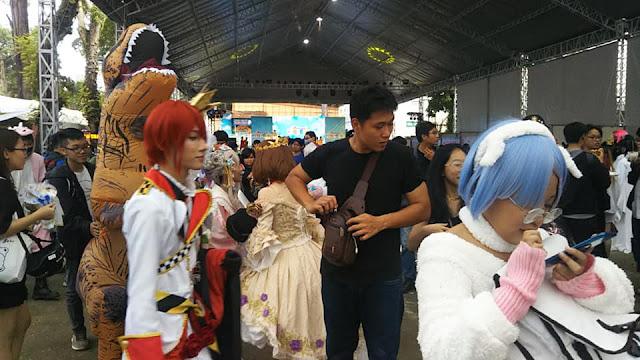 lễ hội cosplay ở việt nam 2020 manga festival Cũng văn hoá lao động 2092020