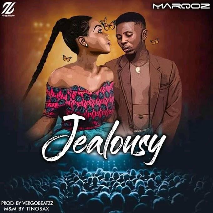"Audio + Video: MarQoz – ""Jealousy"" / @mar_qoz"