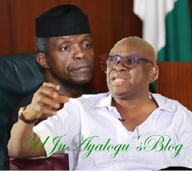 OSINBAJO LIED, I'll Release 11 Photos of Present Look of Buhari That'll Create Serious Problems For Nigeria - Fayose Threatens