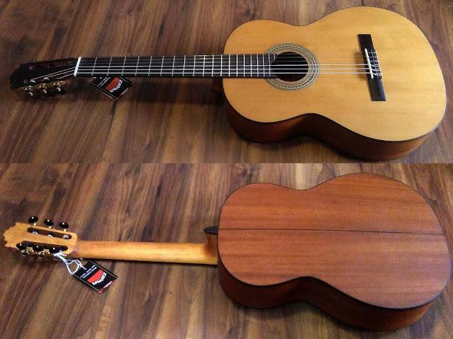 Guitarra española Martínez ES-04C