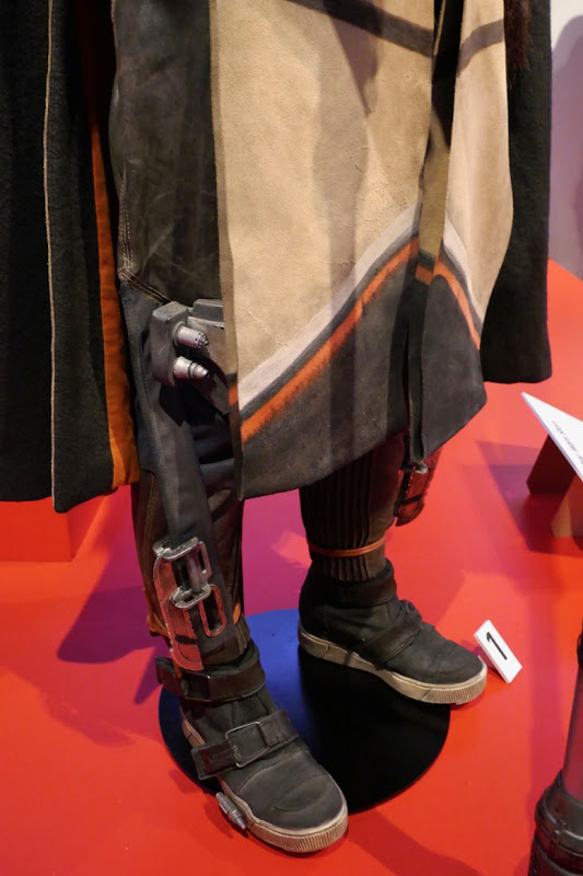 Solo Star Wars Enfys Nest costume shoes