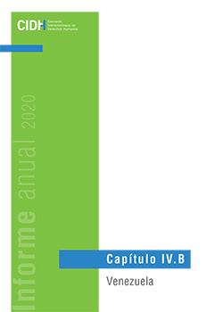 CIDH Capítulo IV. Venezuela 2020