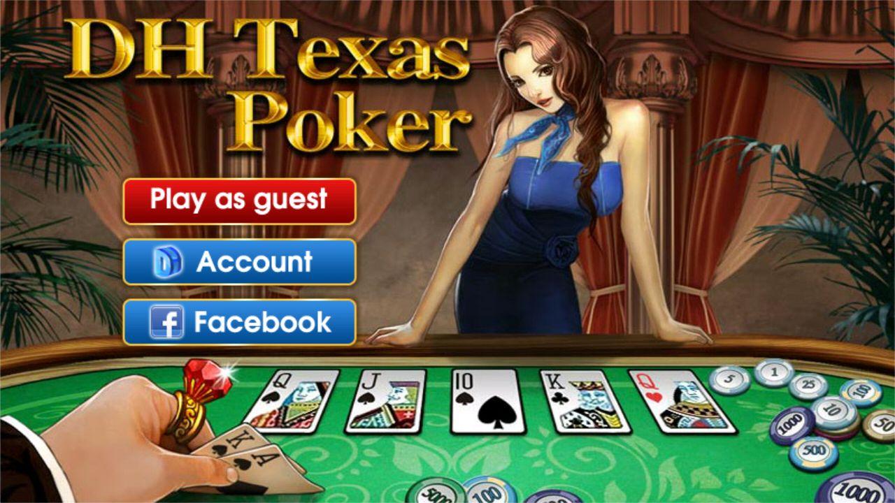 dh texas poker mod apk
