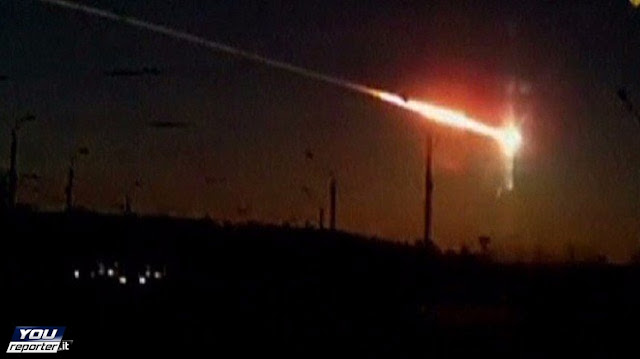 Another two fireballs light up the sky in Italy France and Switzerland  798737
