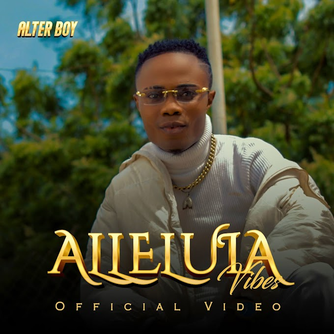 [Music + Video] Dabo Williams || Alter Boy || - Alleluia Vibes