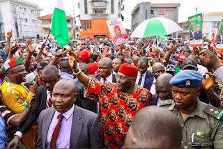 Atiku promise to revamp businesses in Southeast in a campaign rally in Owerri