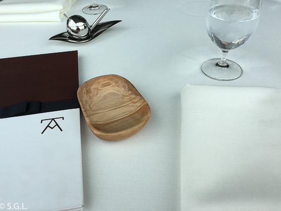 Restaurante Azurmendi. Experiencia gastronomica