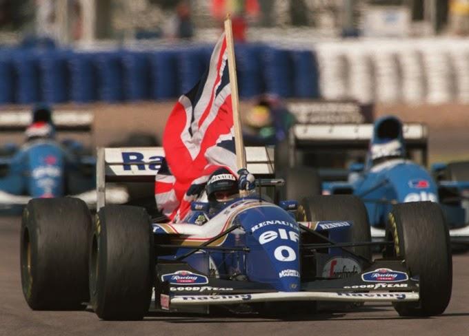 Wszystko o sezonie 1994, runda ósma, GP Wielkiej Brytanii