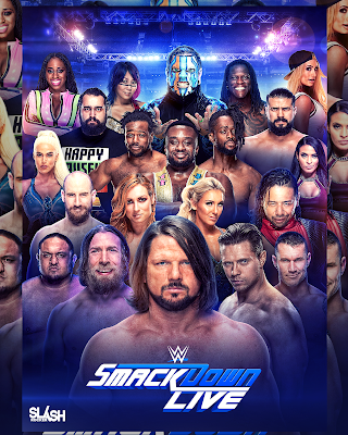 WWE Friday Night Smackdown (All Episodes 2020)