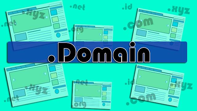 Pengertian Domain, Manfaat dan Cara Membeli Domain Murah