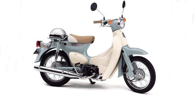 gambar motor klasik terbaru merk honda
