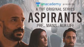 Aspirants Web Series Download 123mkv 2021