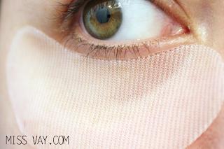 Fruits & Passion Patchs lissant défatiguants contour des yeux