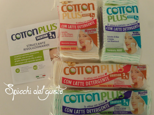 Cotton plus 2 in 1 in viaggio con te