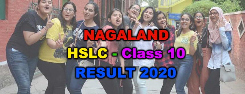 'Nagaland_HSLC_Result_2020'