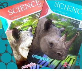 تحميل كتاب المعاصر ساينس science الصف الثانى الاعدادى الترم الاول 2021 pdf