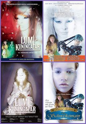 Lumikuningatar / The Snow Queen. 1986.