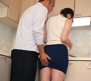 Sana Matsunaga-DASD511 Busty Japanese daughter-in-law fucks with her perverted father-in-law