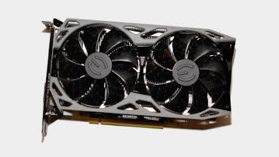 NVidia GeForce GTX 1660 SUPERドライバーダウンロード