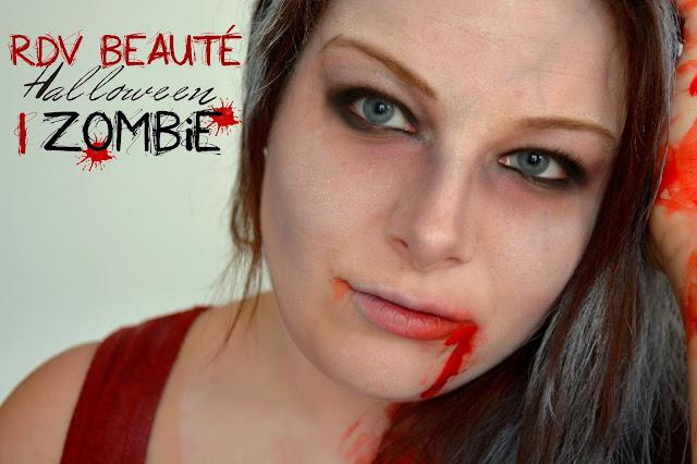 Les RDV Beauté {Edition Halloween}  I-Zombie Inspiration