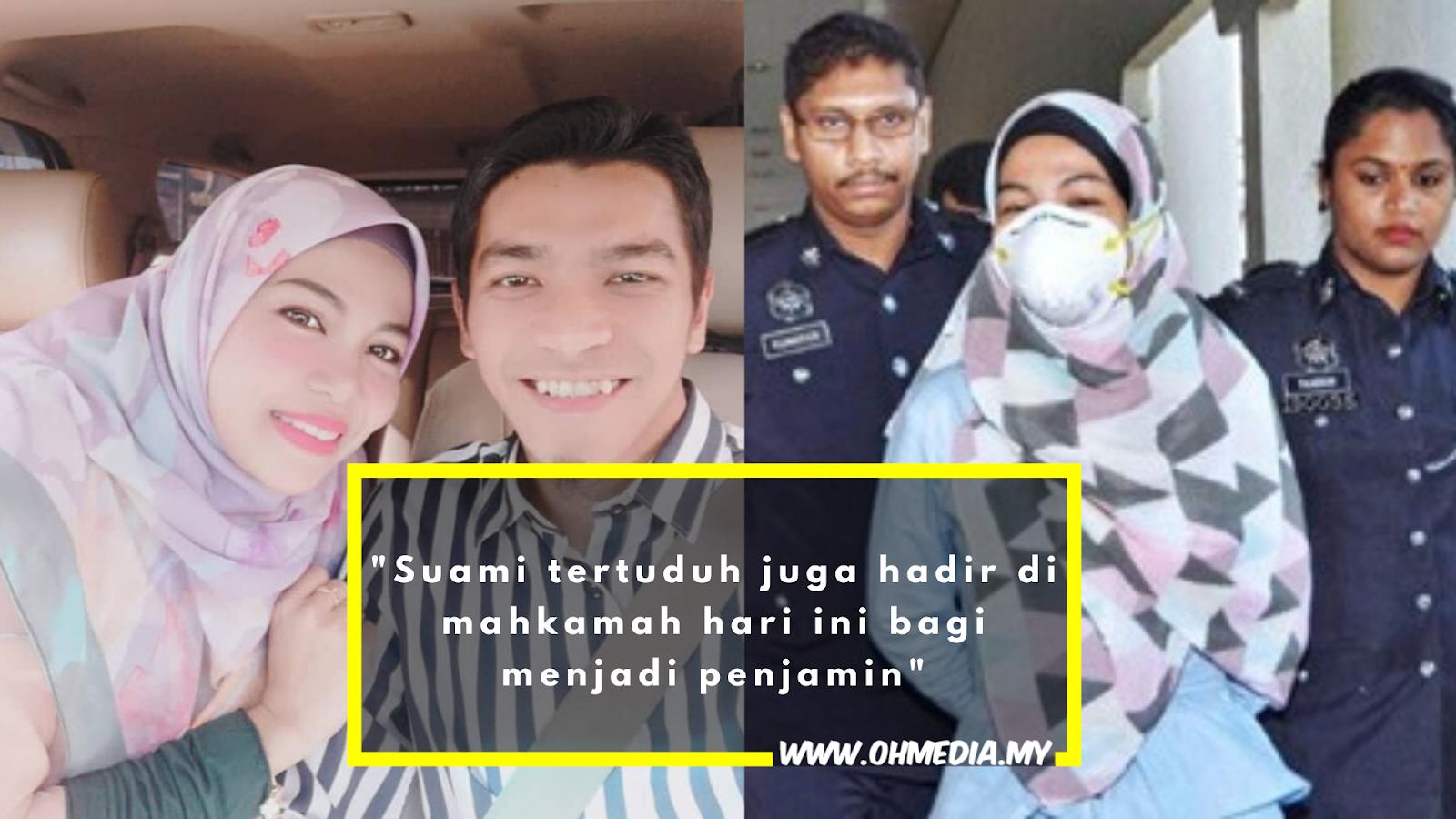 Video isteri da 39 i farhan ke mahkamah suami suspek juga for Mohd shop