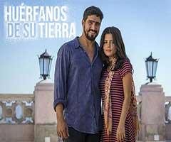 capítulo 11 - telenovela - huerfanos de su tierra  - teledoce