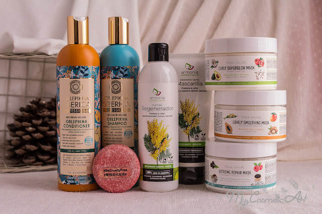 8 productos cruelty free para reparar tu pelo después del verano.