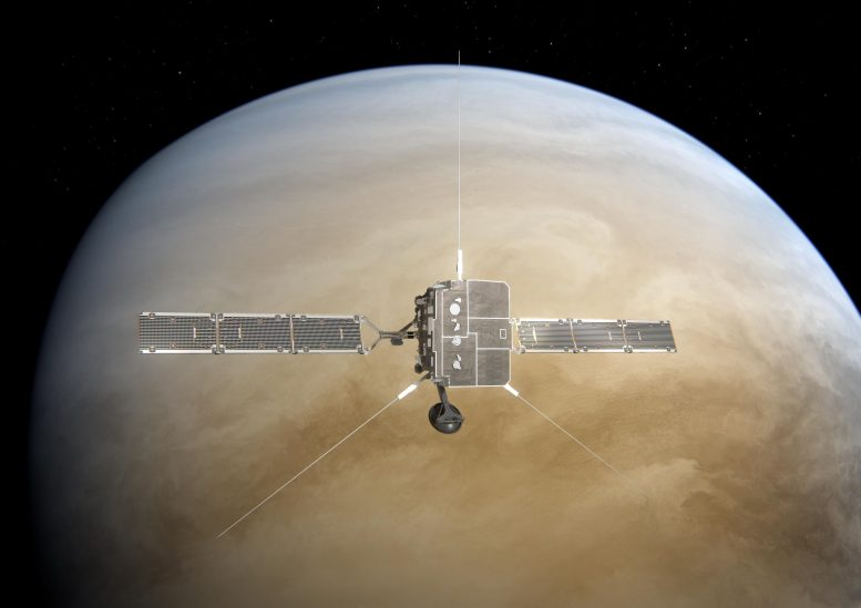 NASA To Send Two Missions To Venus