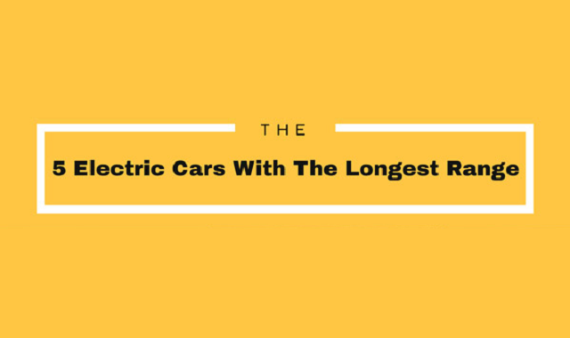 World's longest-range electric cars