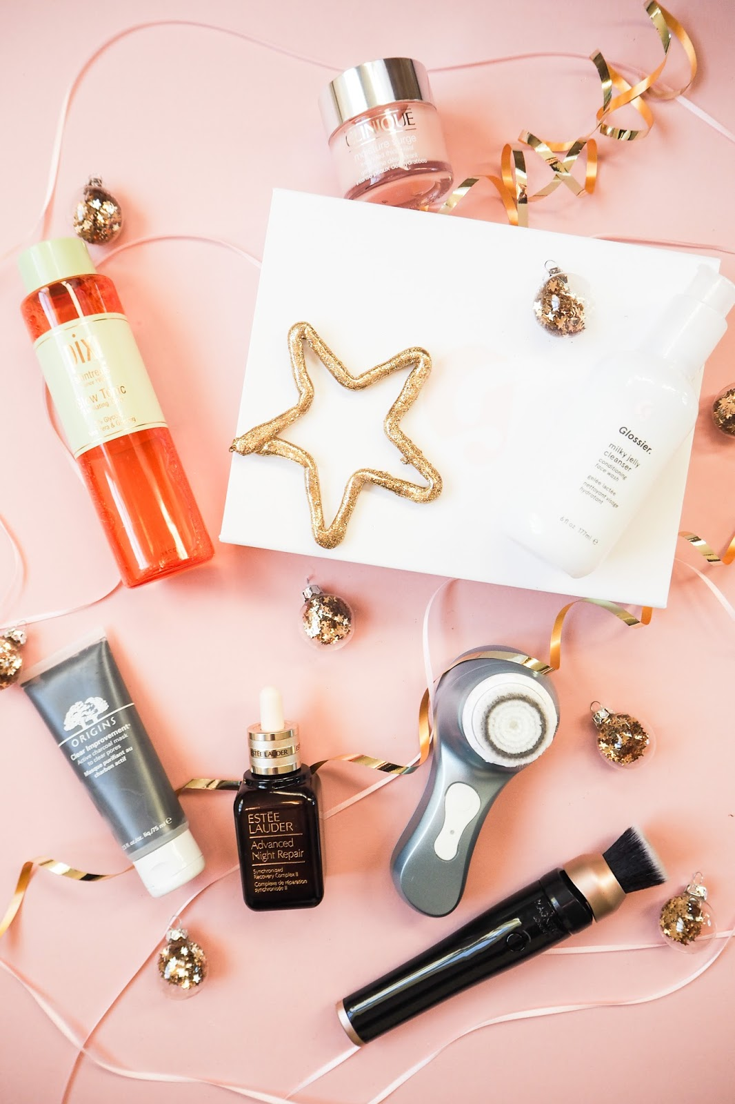 What to buy someone who loves skincare for Christmas.