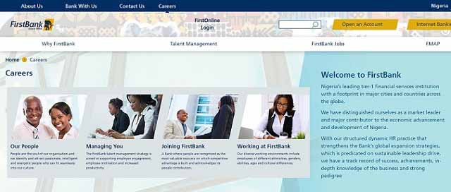 first-bank-of-nigeria-recruitment