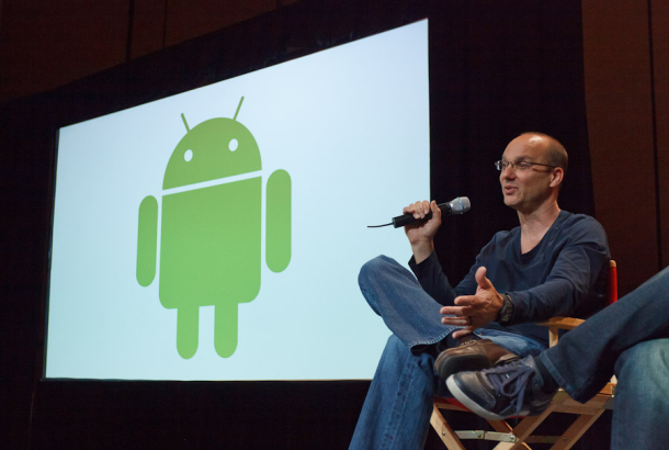 Andy Rubin Android CEOBollywood & Hollywood