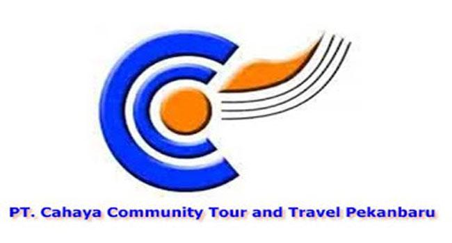 Lowongan Kerja Pekanbaru PT Cahaya Community Tour and Travel