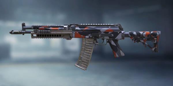 AK117 Mettle