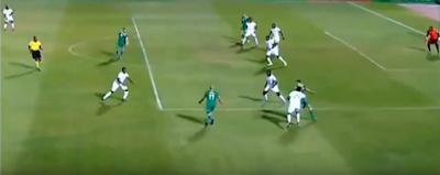 مباراة الجزائر والكونغو الديمقراطية الودية (1-1)