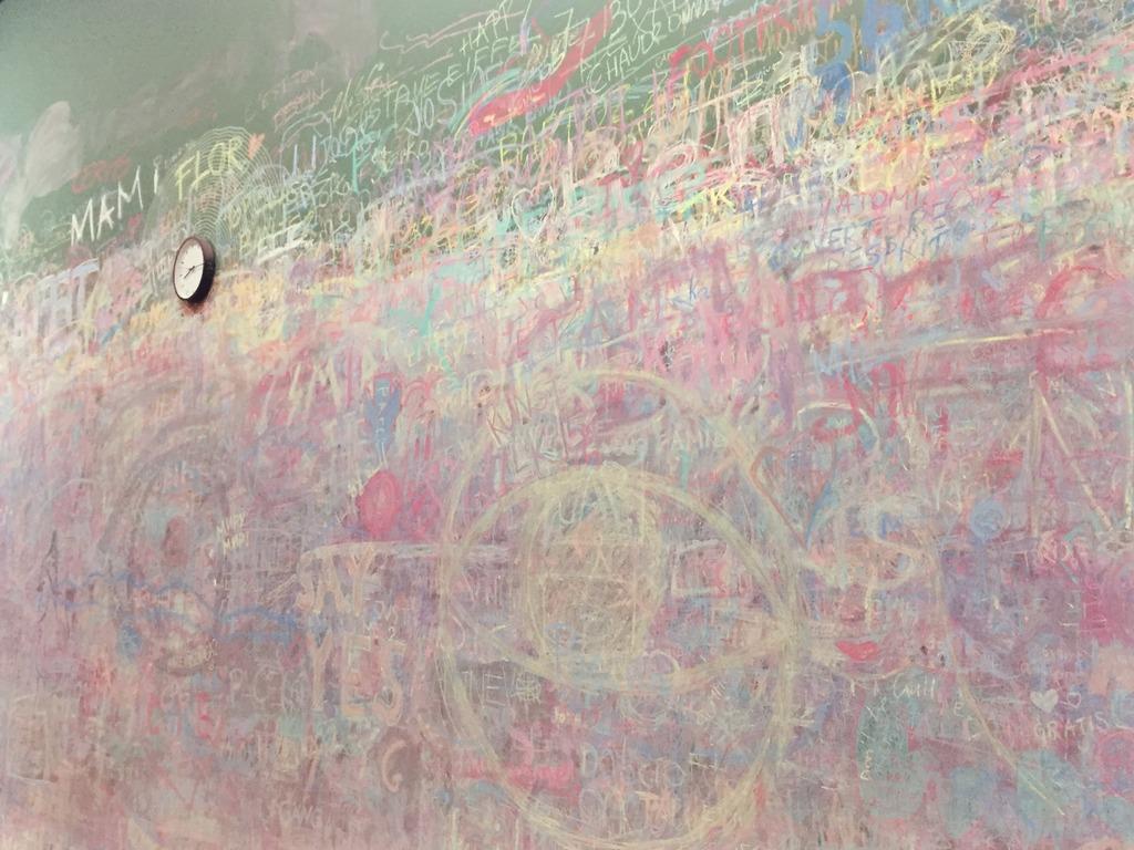 Pompidou Paris Art Gallery