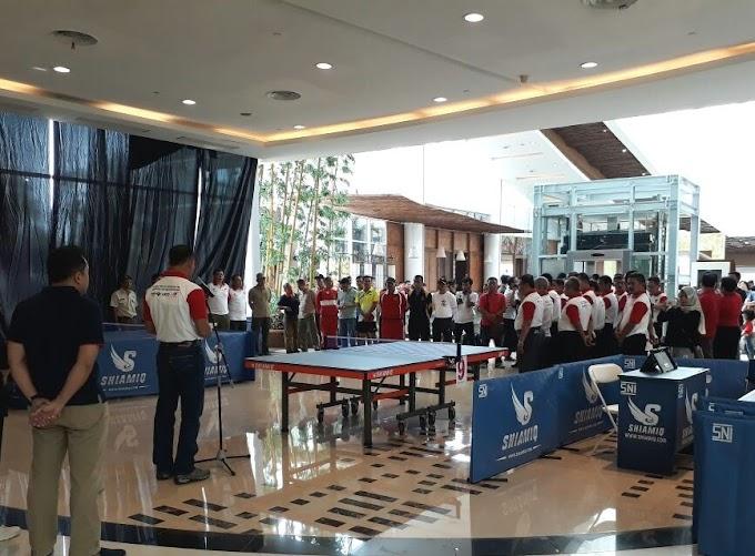 Kasrem 052/Wkr Buka Tenis Meja Danrem Cup