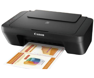 Canon PIXMA MG3050 Printer Driver
