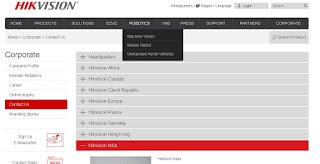 Lupa Password DVR Hikvision CCTV