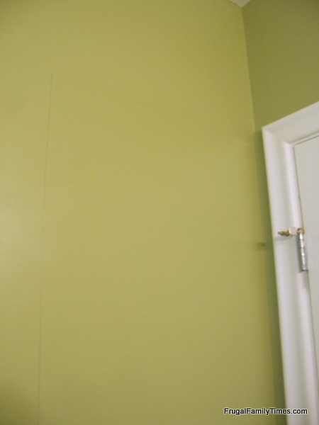 How to Install Beadboard Paintable Wallpaper | Frugal Family Times