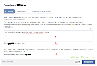 Cara membuat fanspage facebook baru